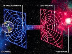 Davies P Wormholes
