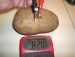 Hare Potato battery