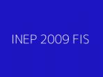 INEP 2009 FIS