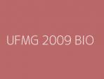 UFMG 2009 BIO