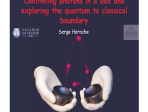 Controlling Photons in a Box and Exploring the Quantum to Classical Boundary Lindau-Nobel Serge Haroche Physics 2013