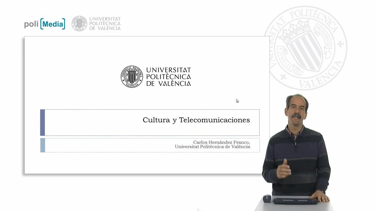 Cultura y Telecomunicaciones