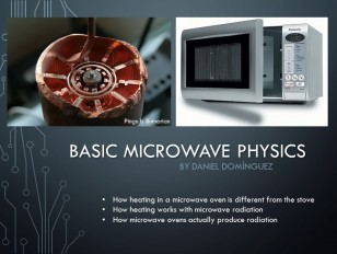 Basic microwave Physics