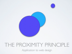 Web design - proximity - David Vila