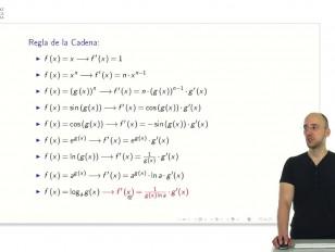 Derivadas de funciones compuestas