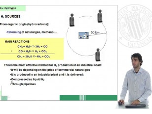 Fuels. Hydrogen