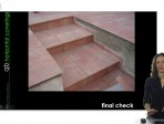 Quality in Building - Horizontal finishings (B)