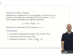 Recta tangente 2