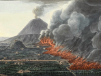 Vesuvius: volcanic laboratory or miracle of divine intervention?