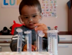 Our youngest scientist